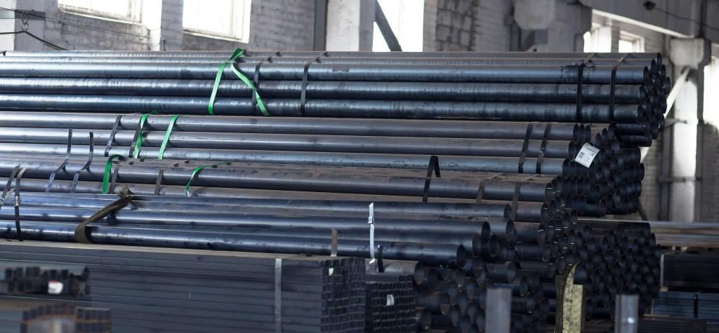 Трубы водогазопроводные на складе в Могилеве